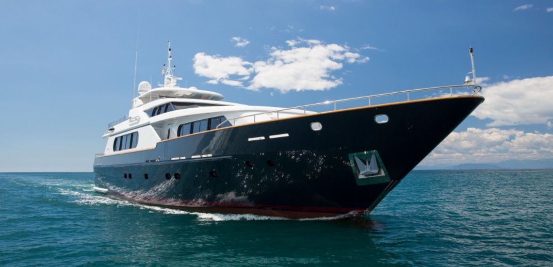 Superyacht Princess Elena Significant Price Reduction