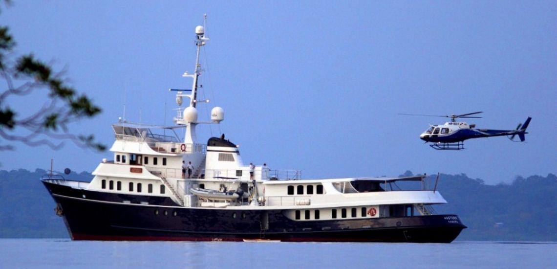 49m Explorer Yacht – M/Y ASTERIA – SOLD