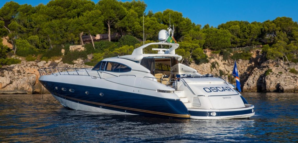 Sunseeker Predator 80 Oscar Significant Price Reduction