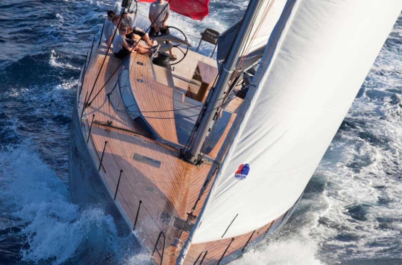 Aegir Yacht for Sale - Carbon Ocean Yachts Luxury Yacht
