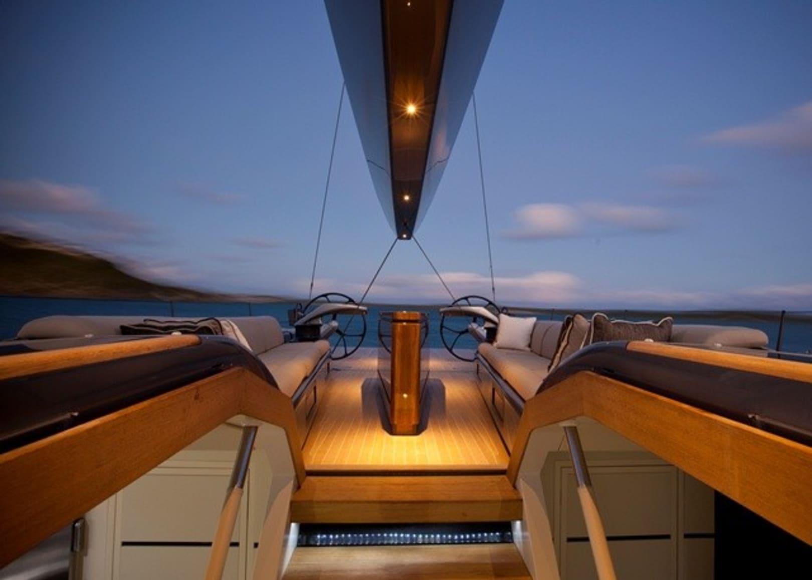 Aegir Yacht For Sale Carbon Ocean Yachts Luxury Temperature Gauge Wiring S Y 4