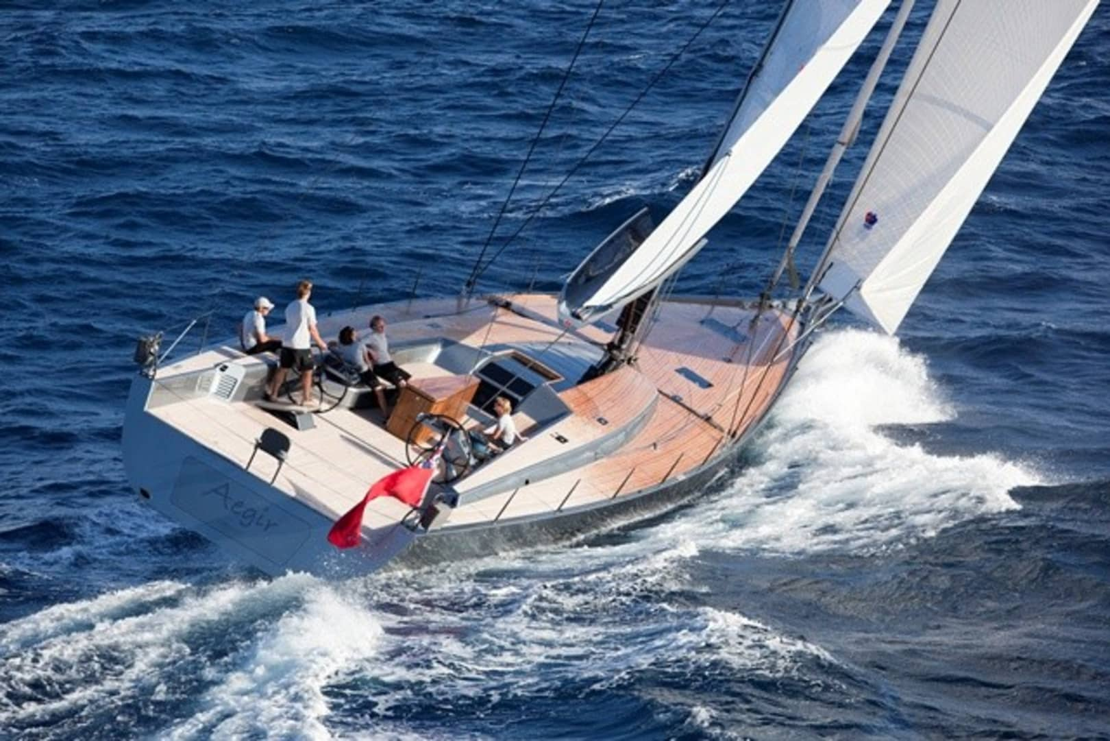 Aegir Yacht For Sale Carbon Ocean Yachts Luxury Temperature Gauge Wiring S Y 2