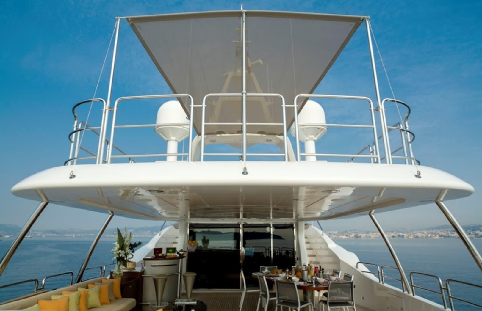 M/Y Quid Pro Quo Yacht #4