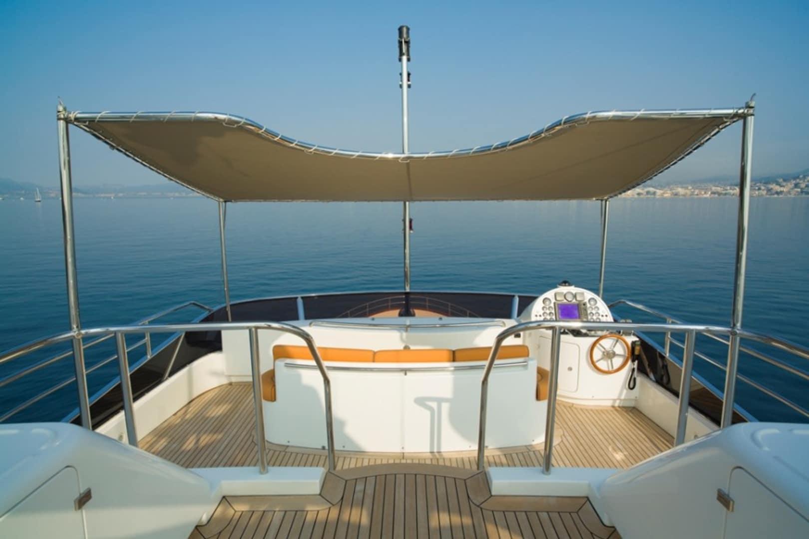 M/Y Quid Pro Quo Yacht #6