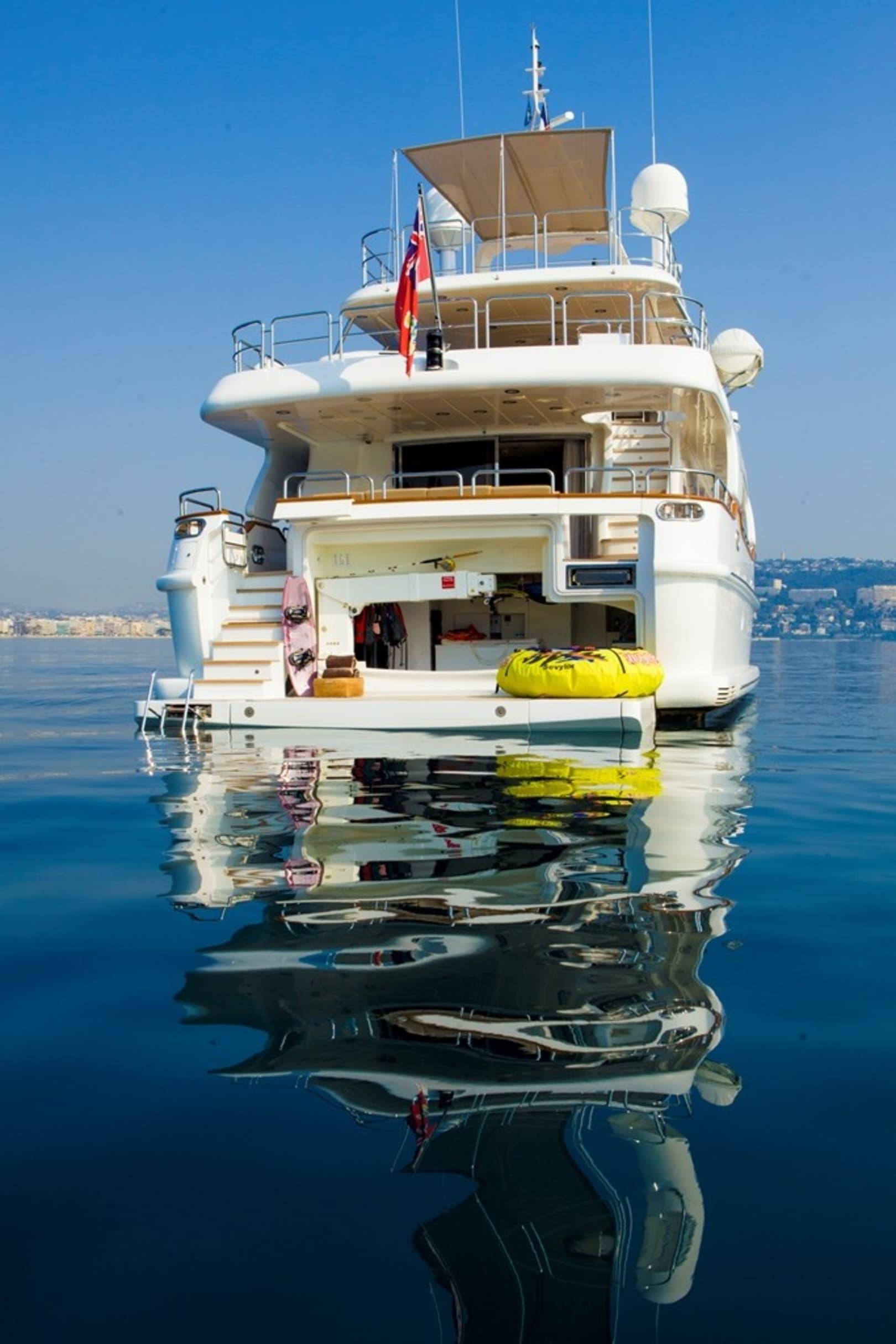M/Y Quid Pro Quo Yacht #3