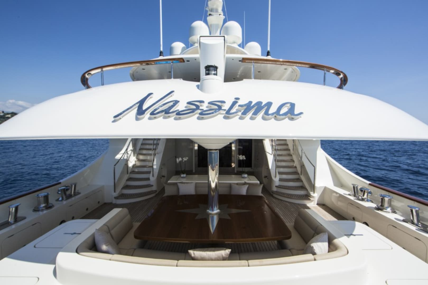 M/Y Nassima Yacht #4