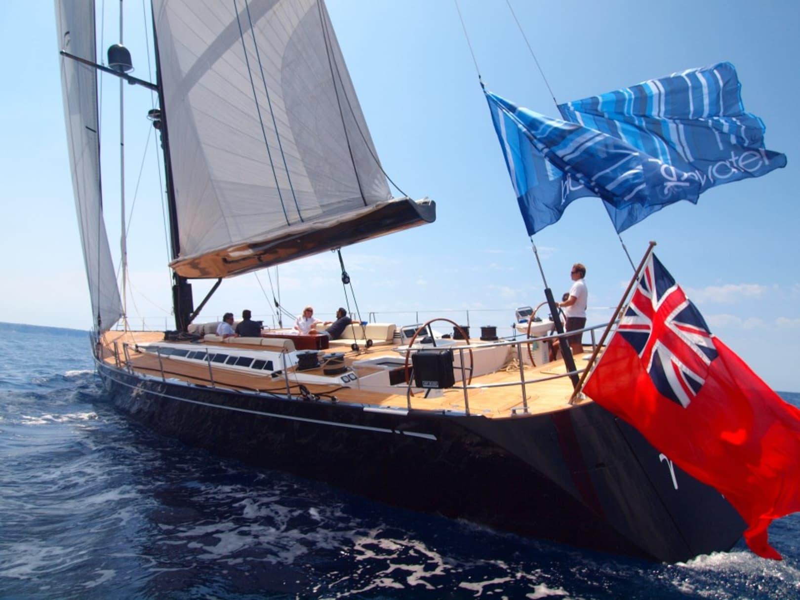 S/Y Nefertiti Yacht #2