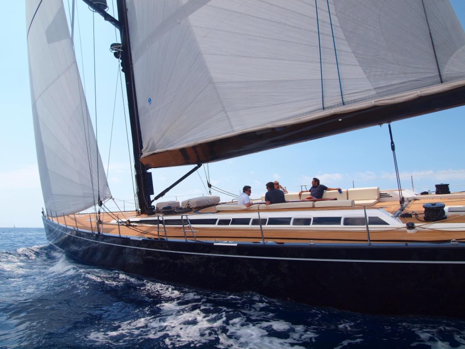 S/Y Nefertiti Yacht #8