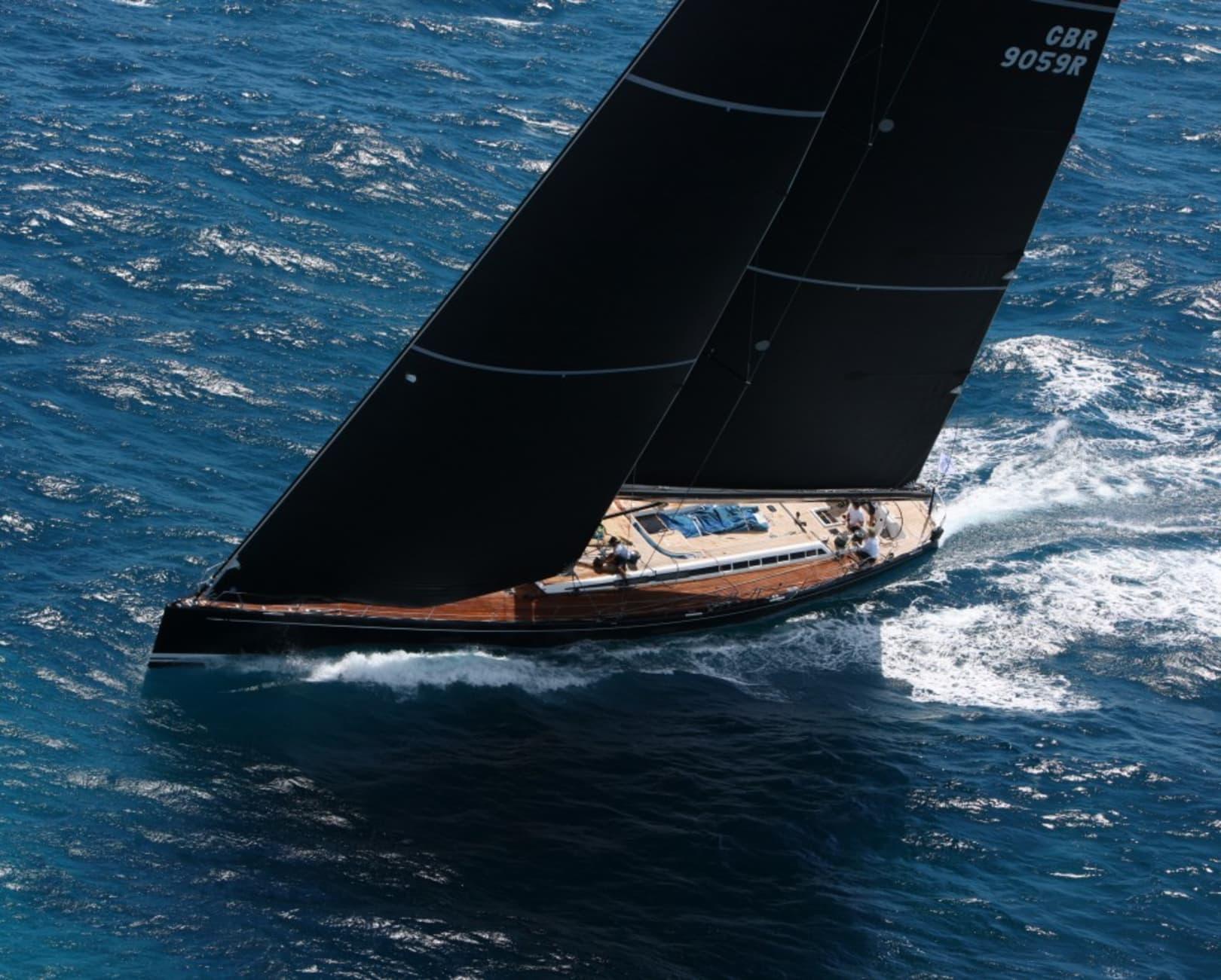 S/Y Nefertiti Yacht #1