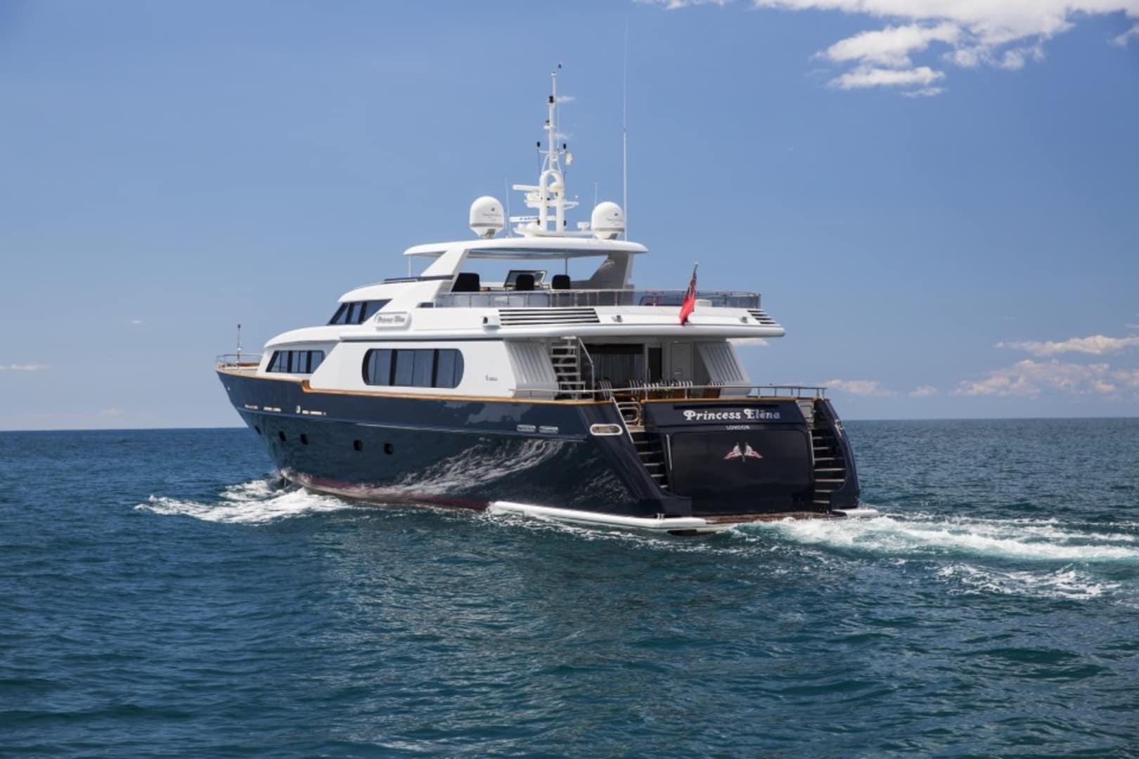 M/Y Princess Elena Yacht #5