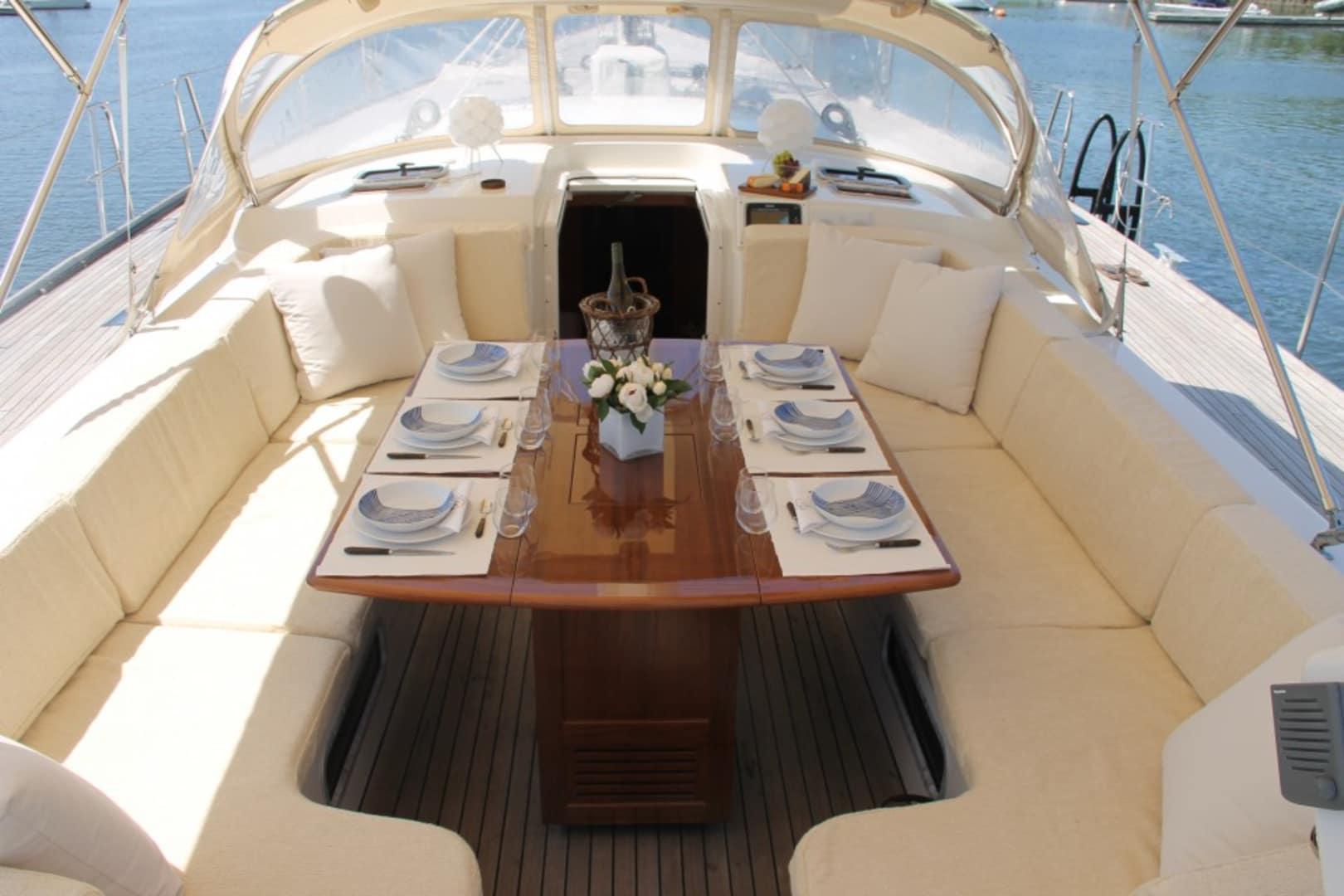 S/Y Sejaa Yacht #2