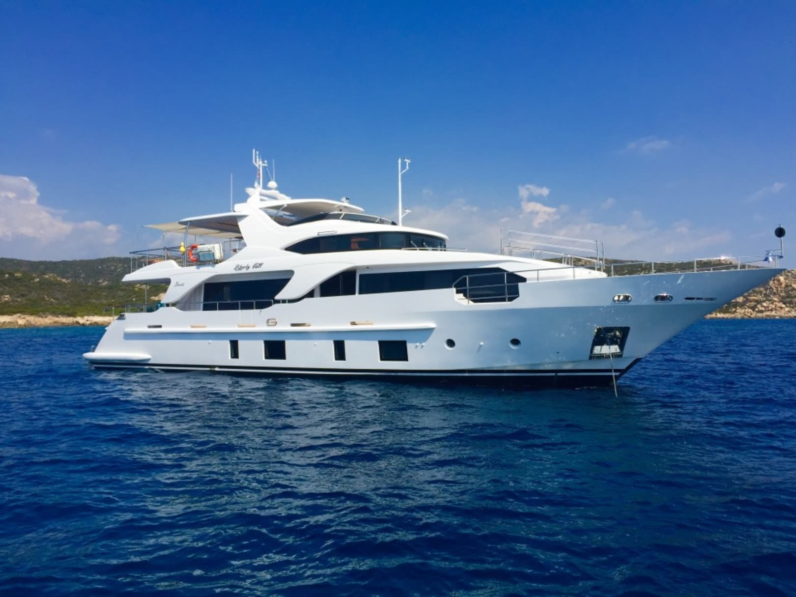 M/Y Liberty Call Yacht #1