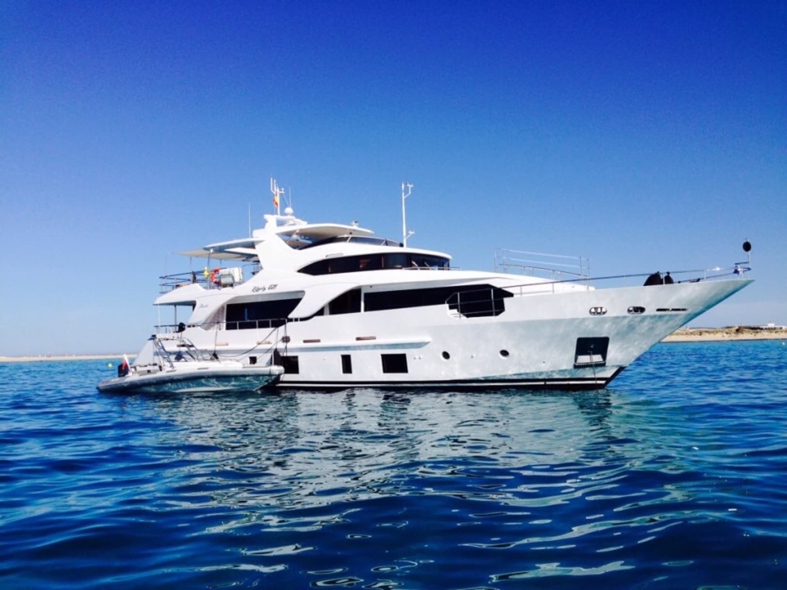M/Y Liberty Call Yacht #4