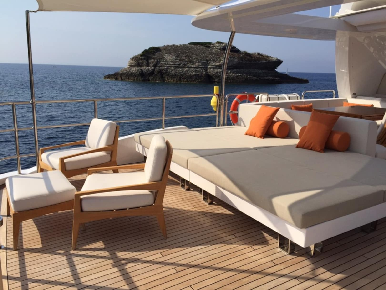 M/Y Liberty Call Yacht #3