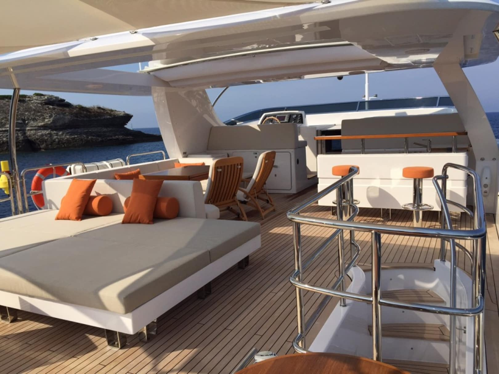 M/Y Liberty Call Yacht #5