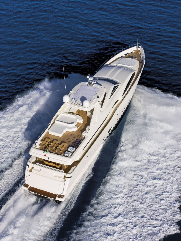 M/Y Custom Line 112 Next Yacht #7