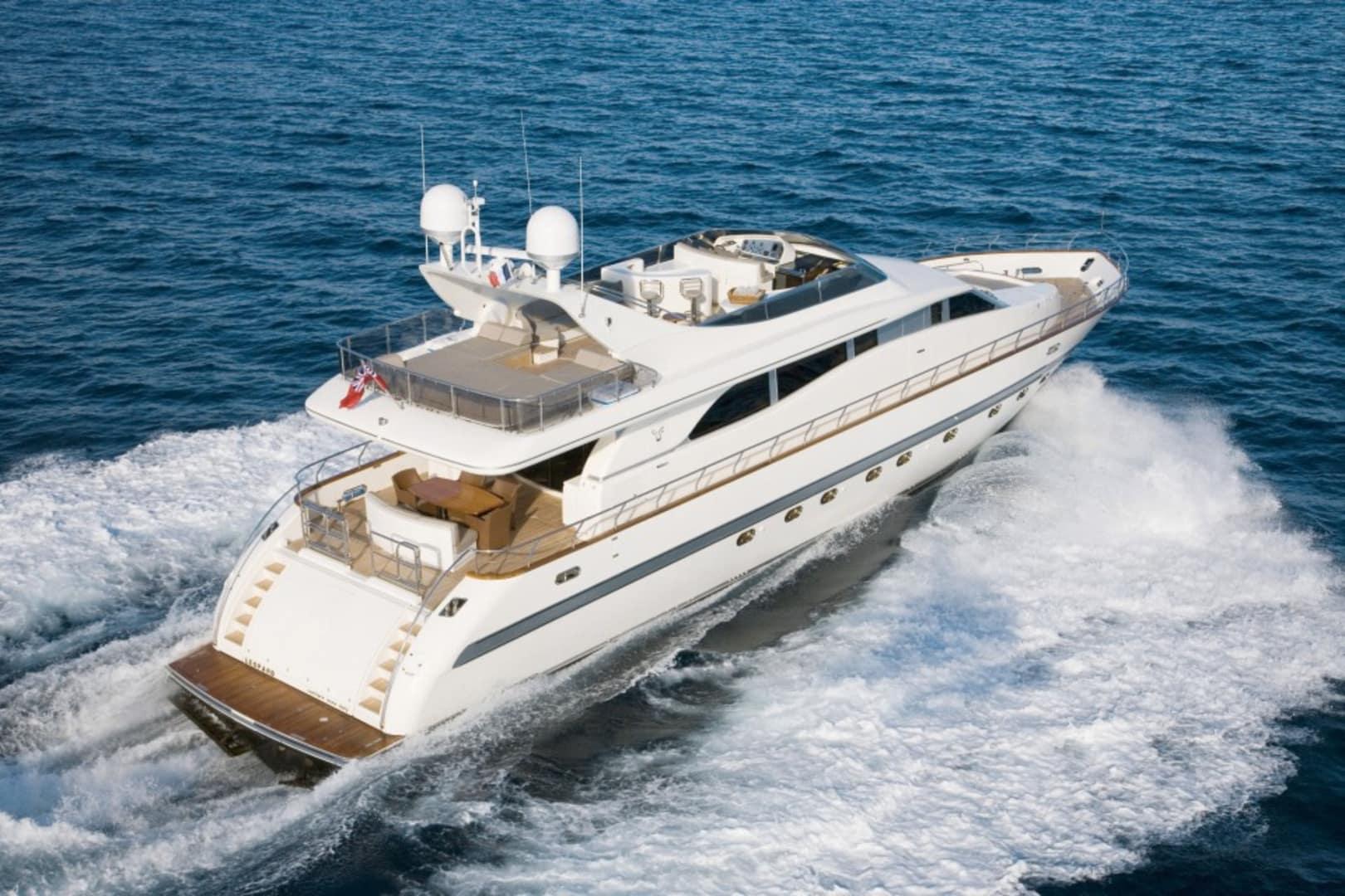 M/Y Seralin Yacht #5