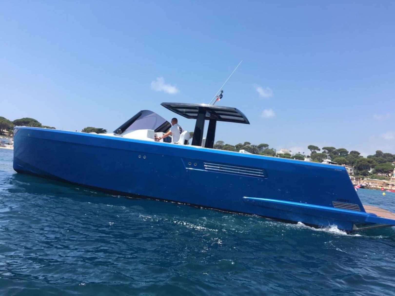 M/Y Fast Wind Yacht #1