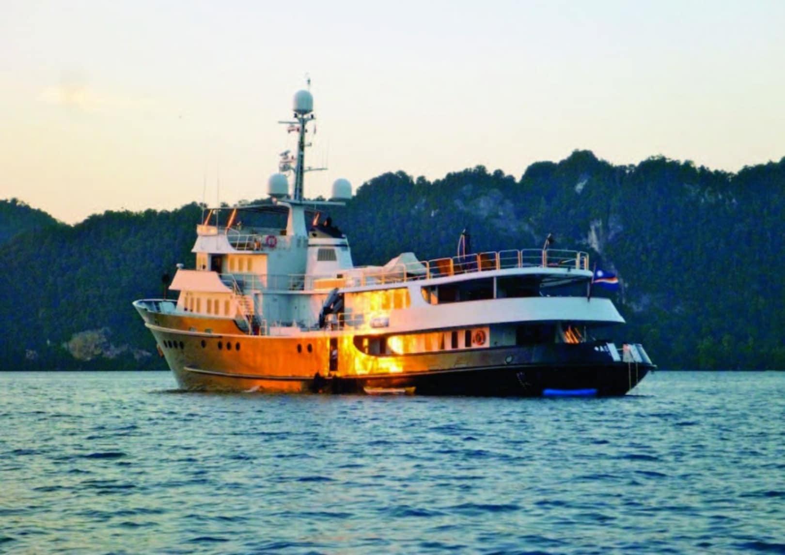 M/Y Asteria Yacht #7