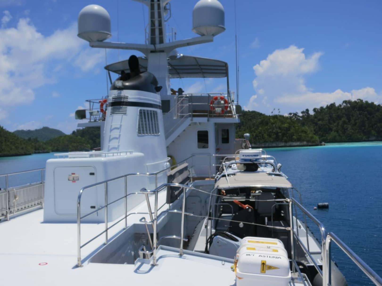 M/Y Asteria Yacht #13