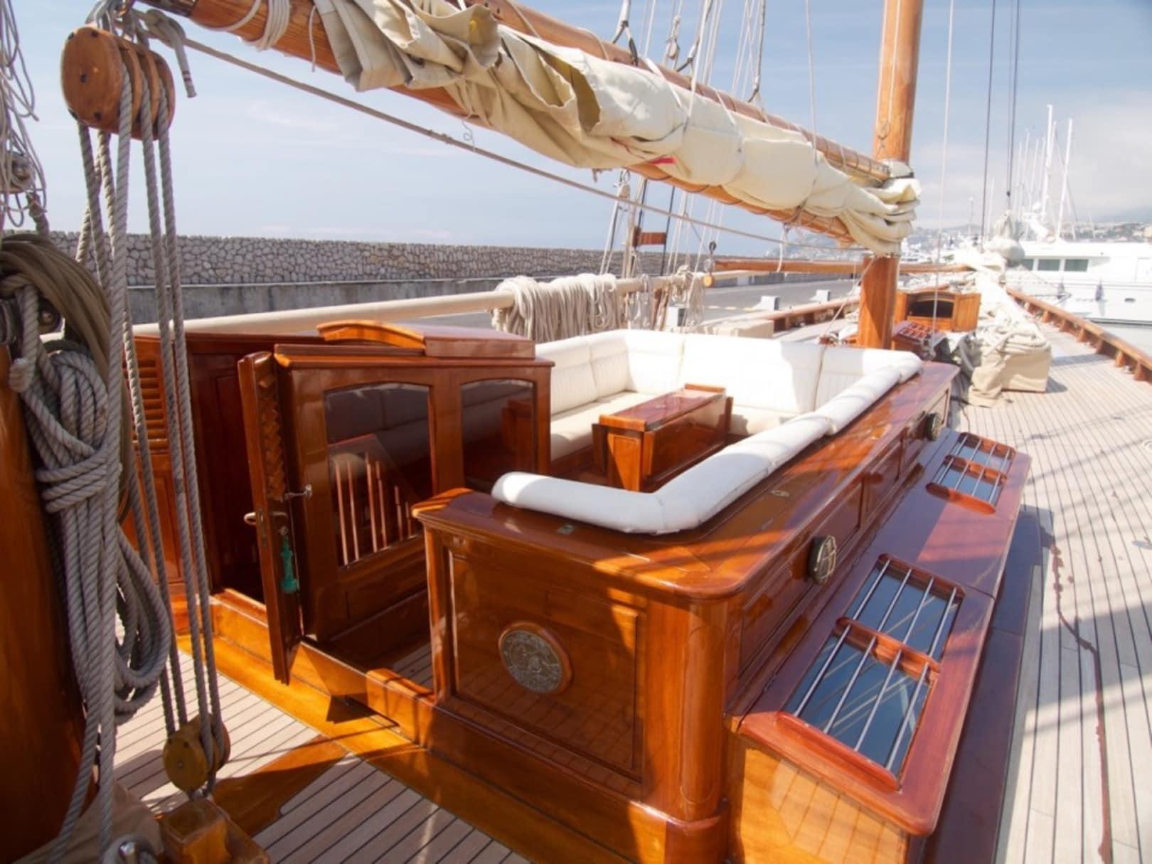 S/Y Doriana Yacht #11