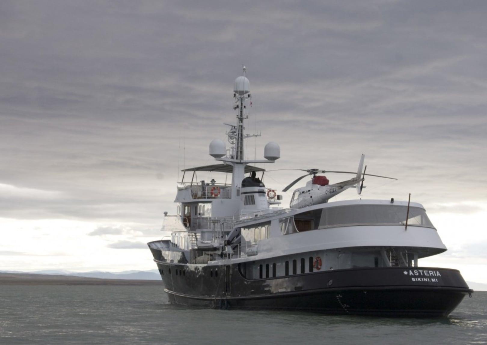 M/Y Asteria Yacht #10