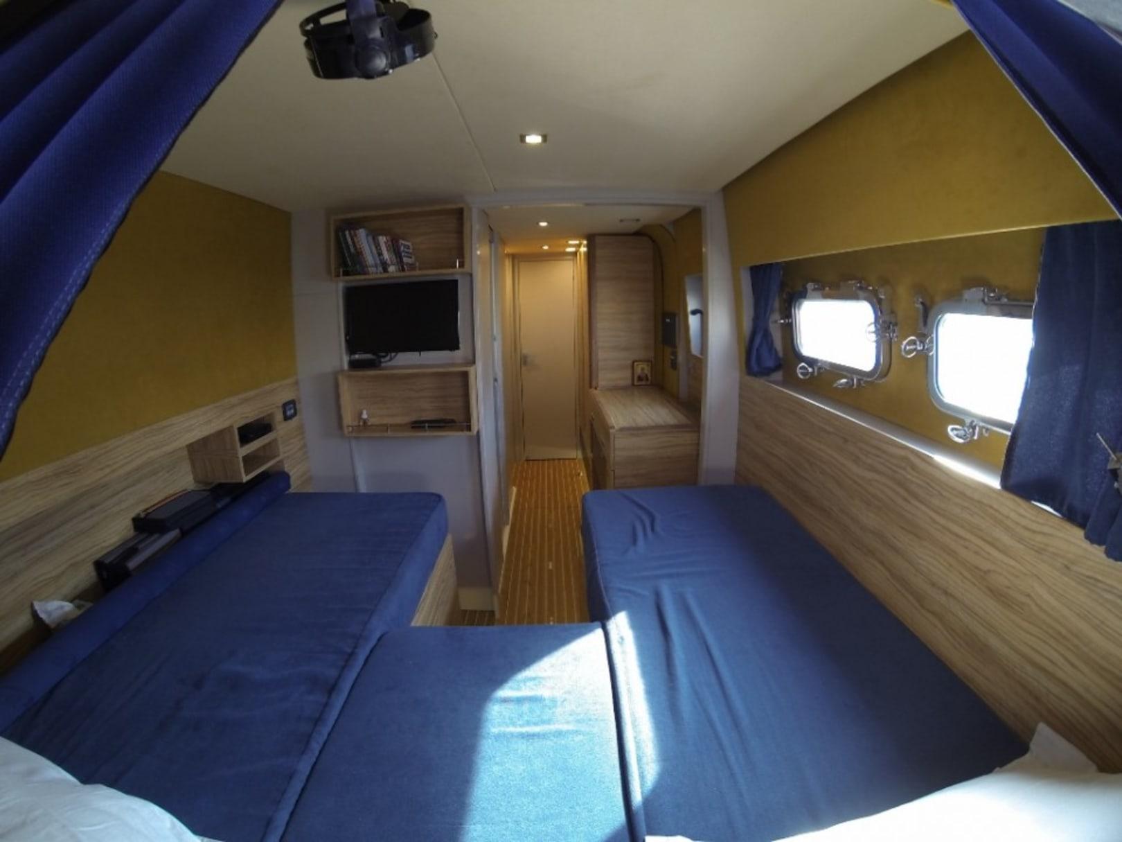 S/Y Arcadia V Yacht #13