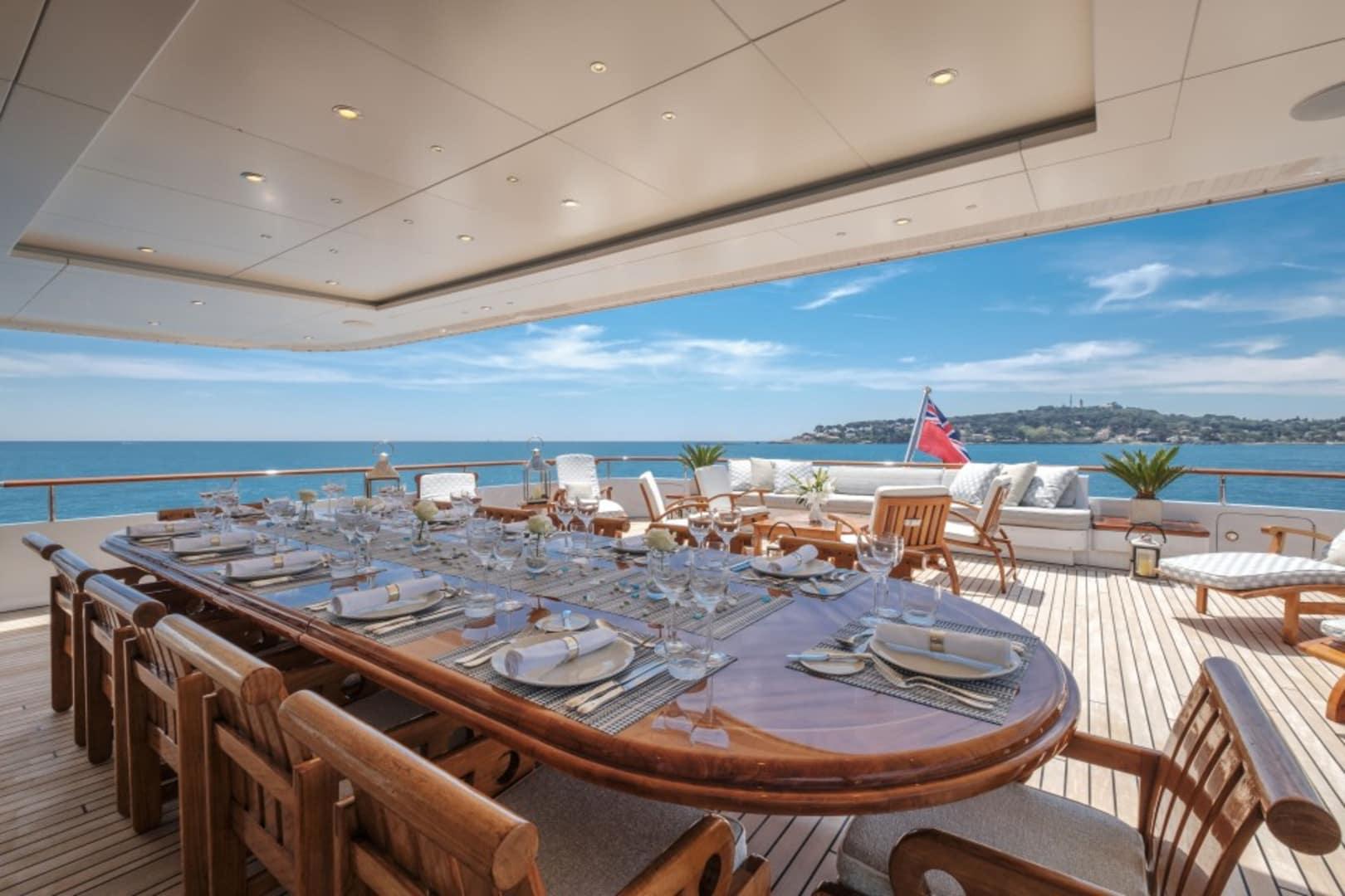 M/Y Mosaique Yacht #9