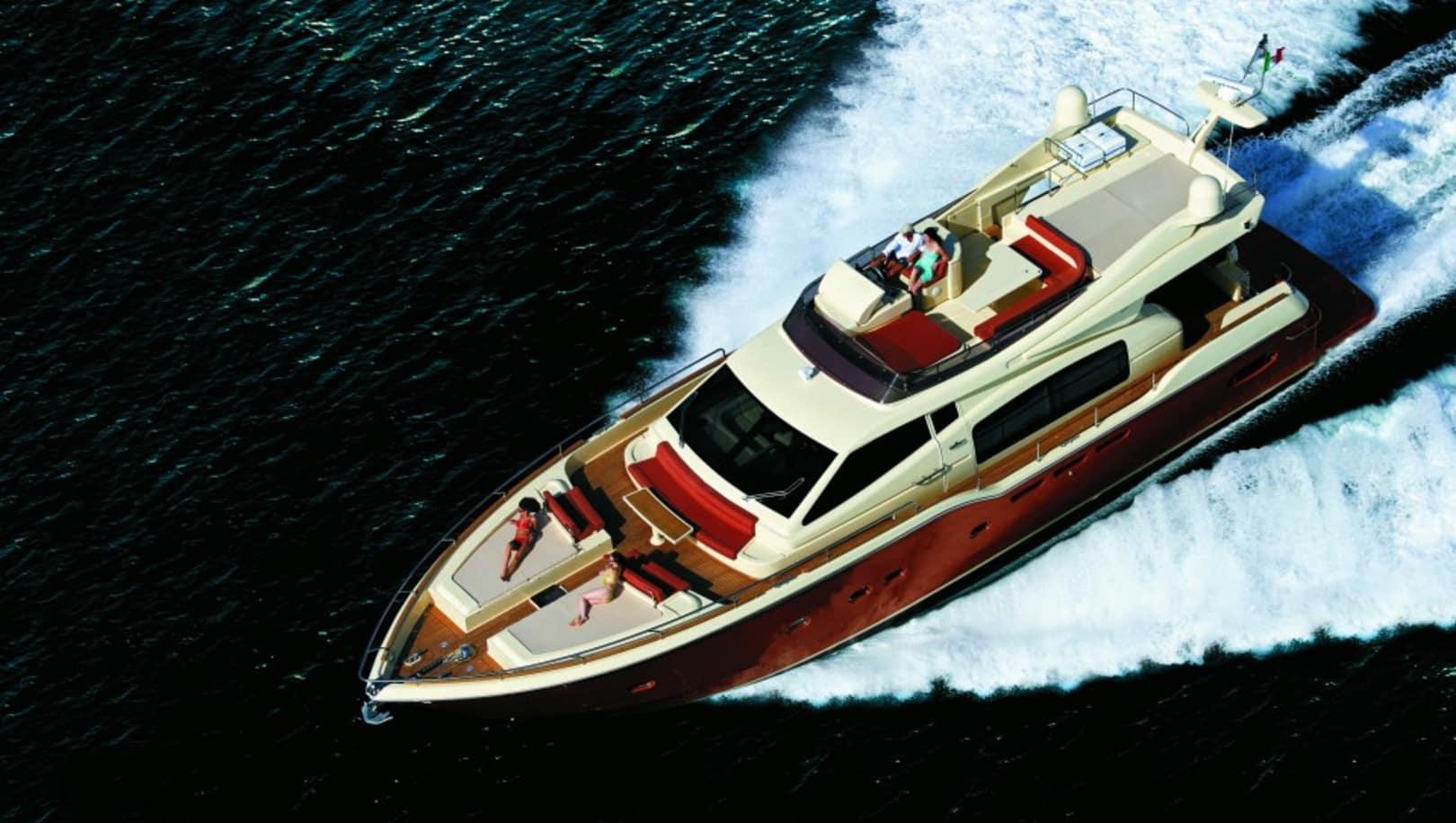 M/Y Caramel Yacht #1