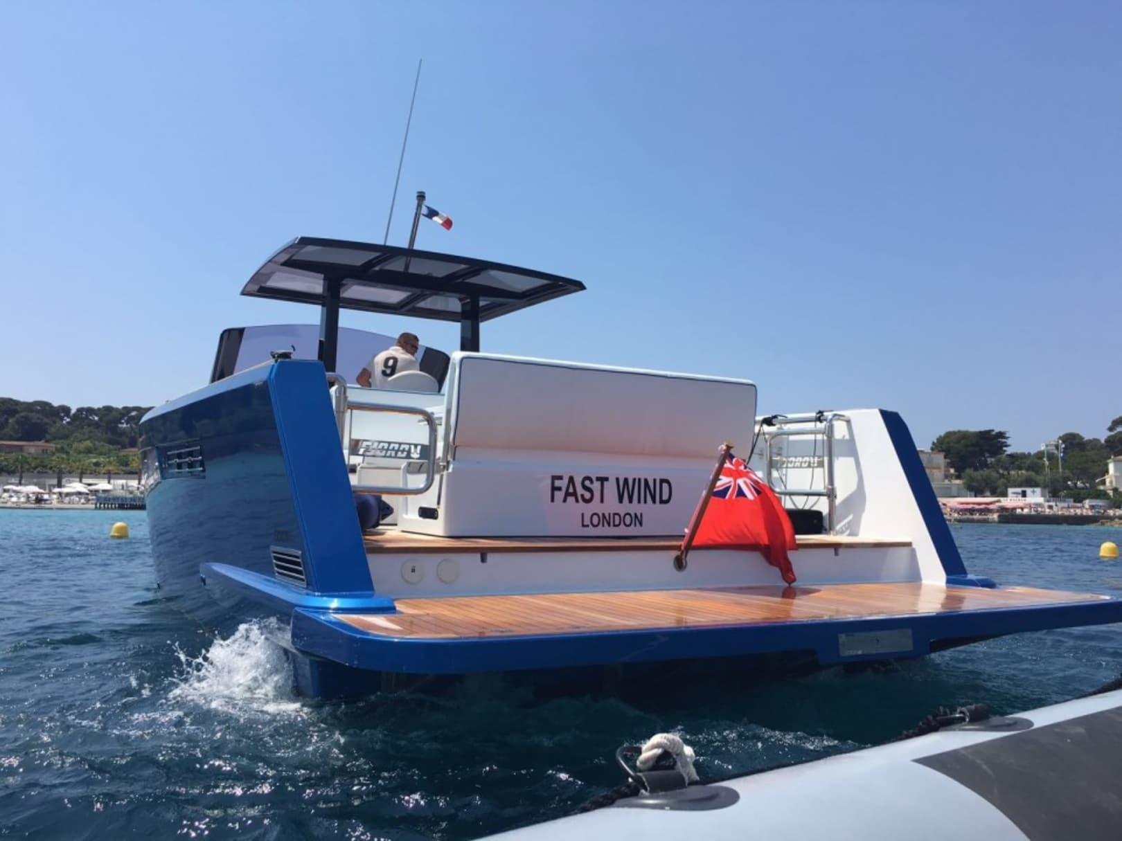 M/Y Fast Wind Yacht #4