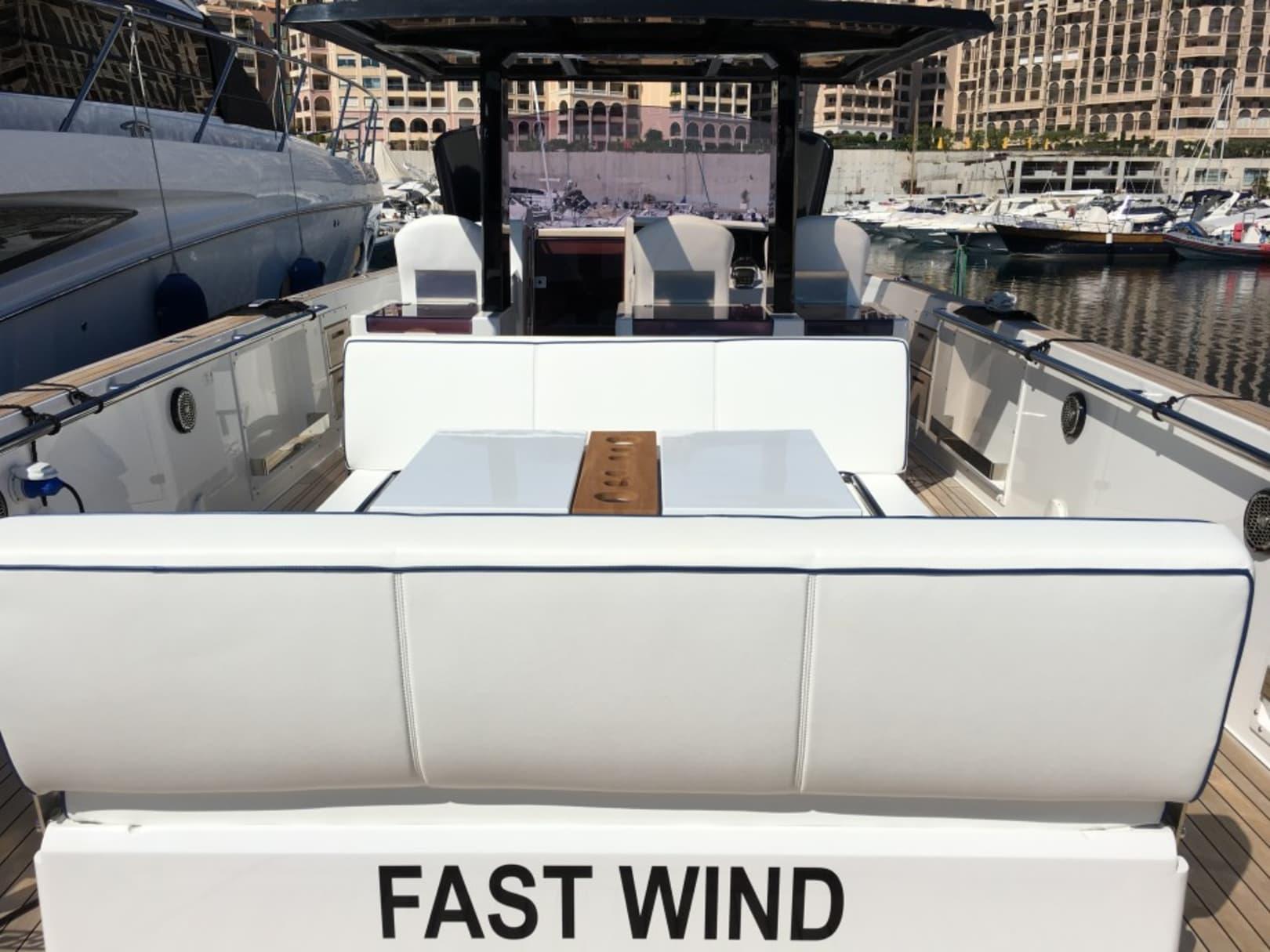 M/Y Fast Wind Yacht #5