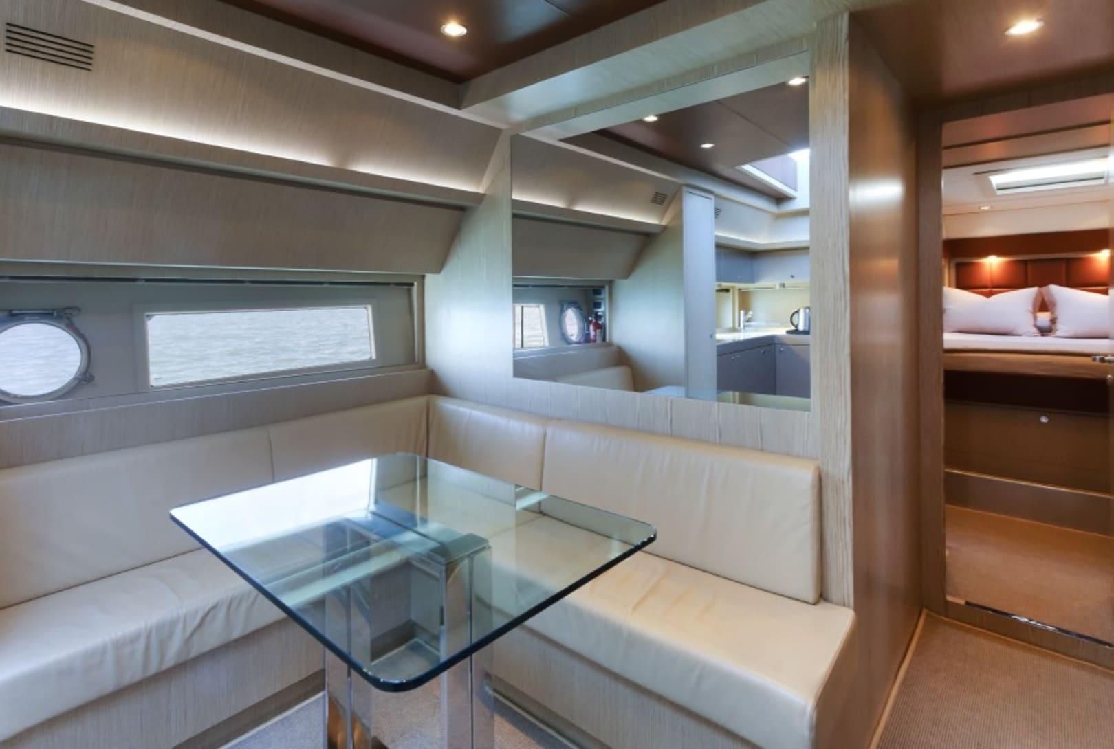 M/Y Miromutu Yacht #12