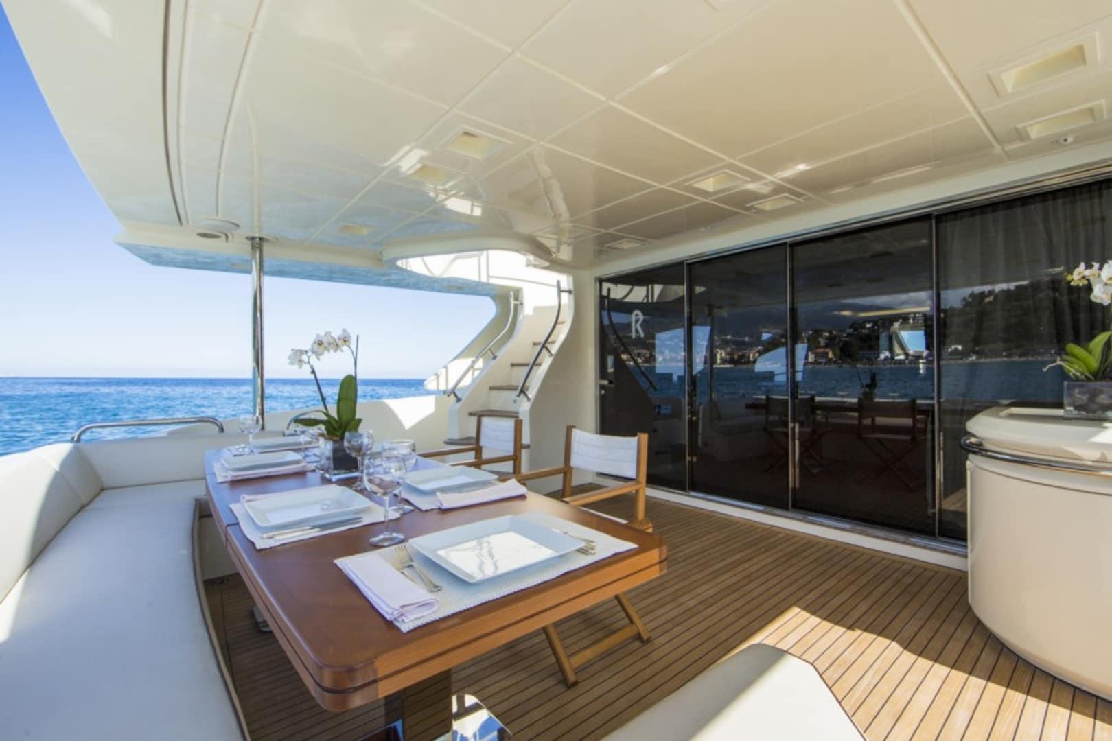 M/Y Raasta II Yacht #11