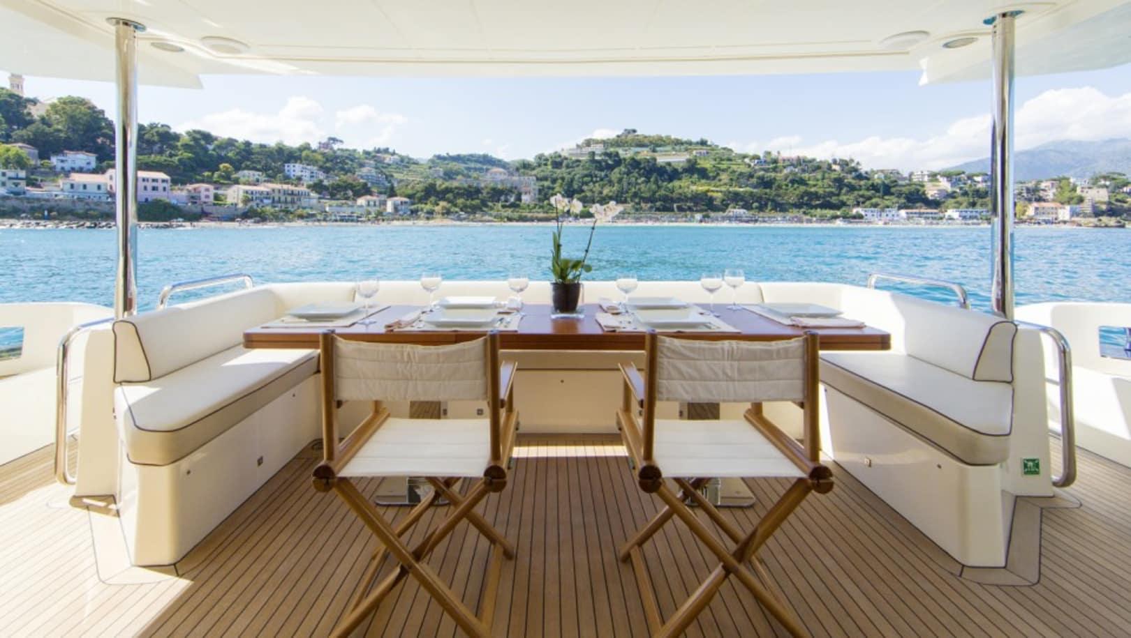 M/Y Raasta II Yacht #2
