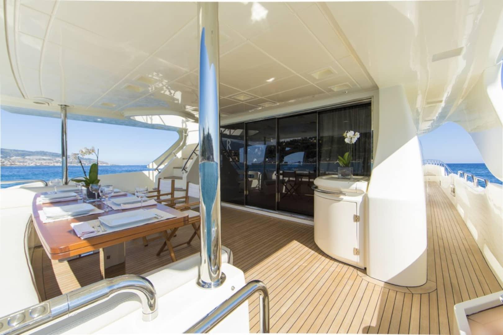 M/Y Raasta II Yacht #12