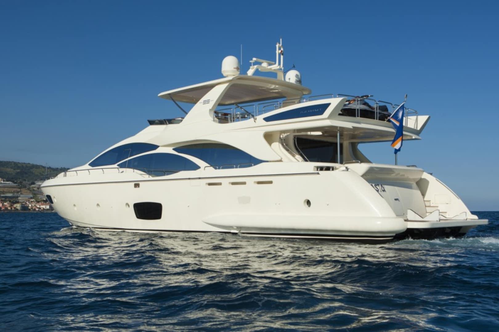 M/Y Raasta II Yacht #5