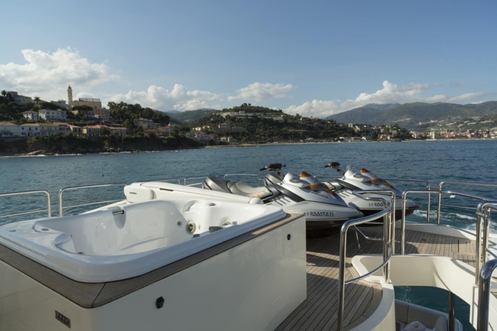 M/Y Raasta II Yacht #16