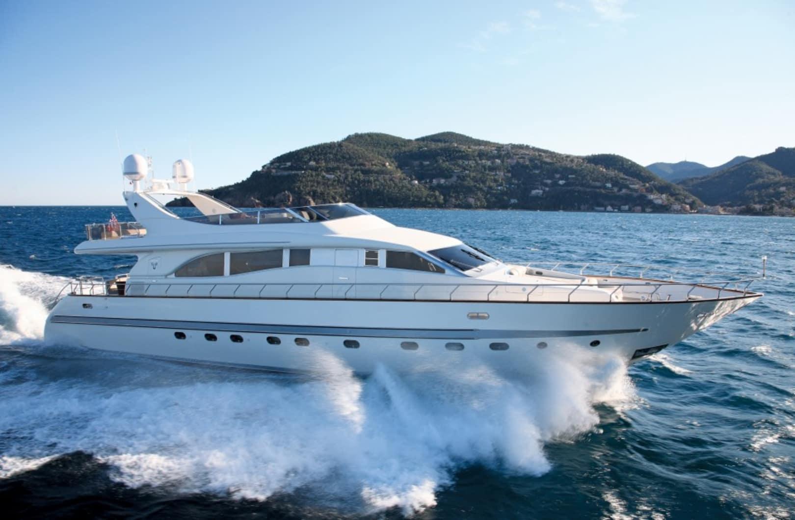 M/Y Seralin Yacht #1