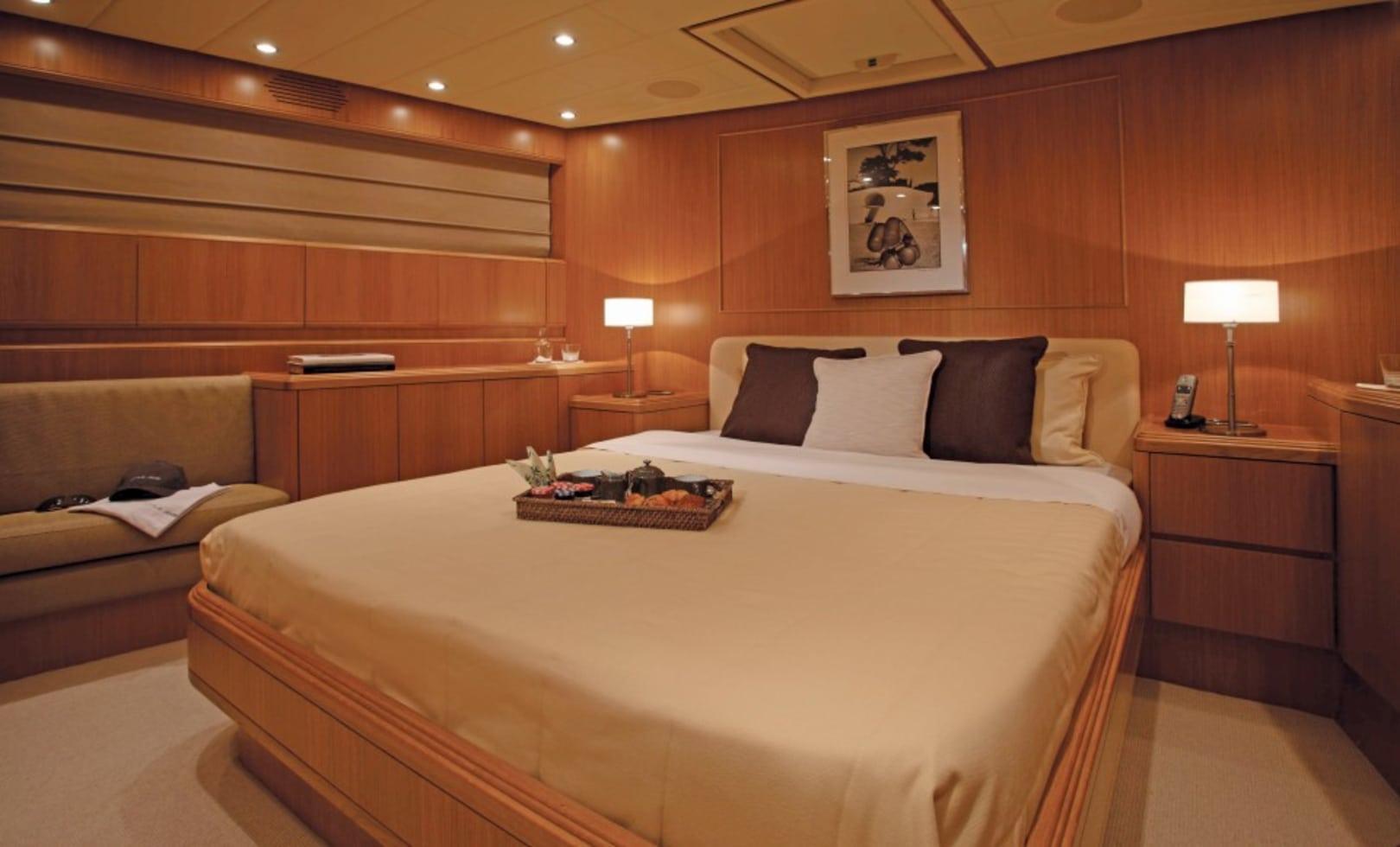 M/Y Seralin Yacht #12