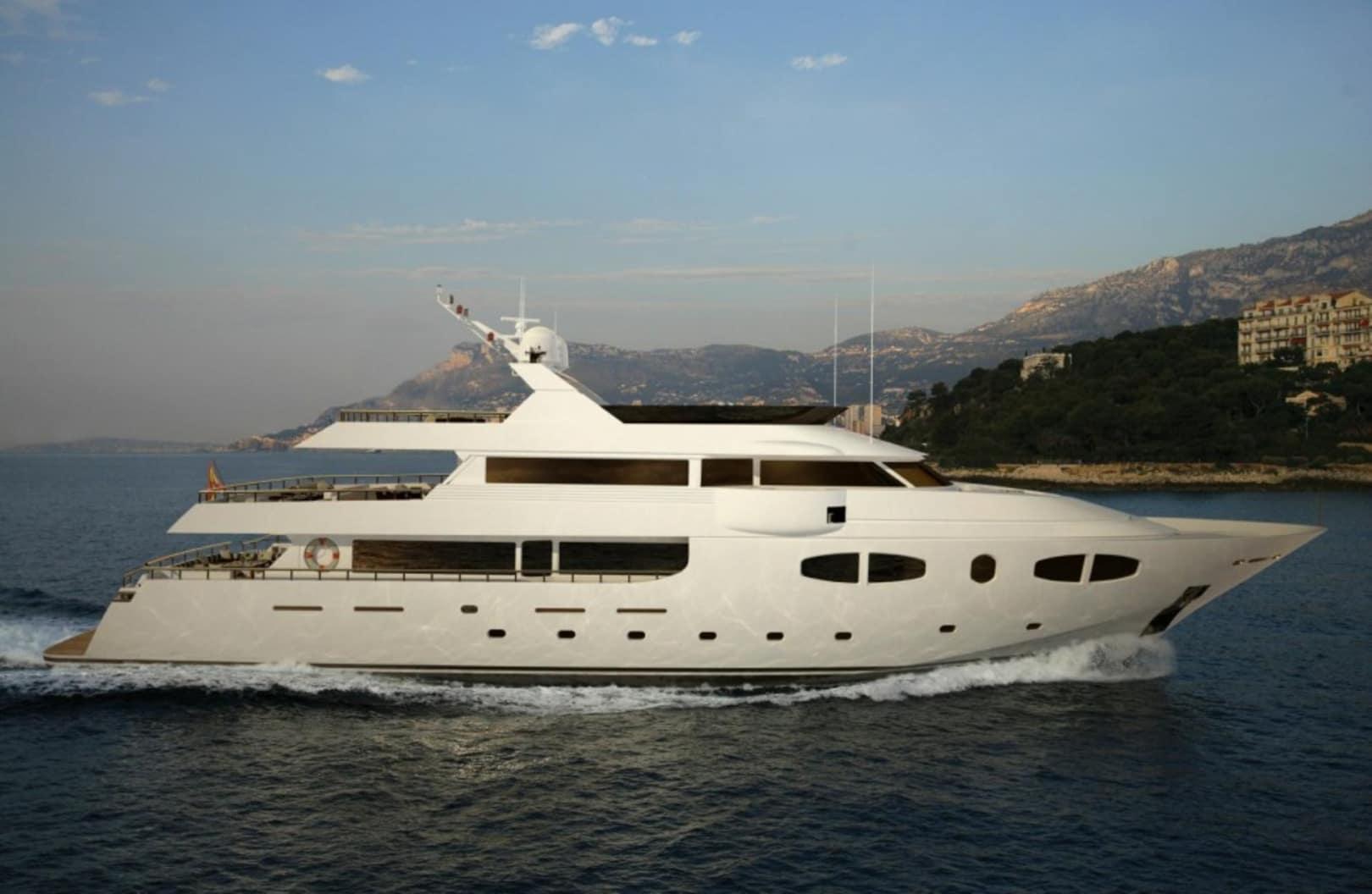 M/Y VK_1 Yacht #11