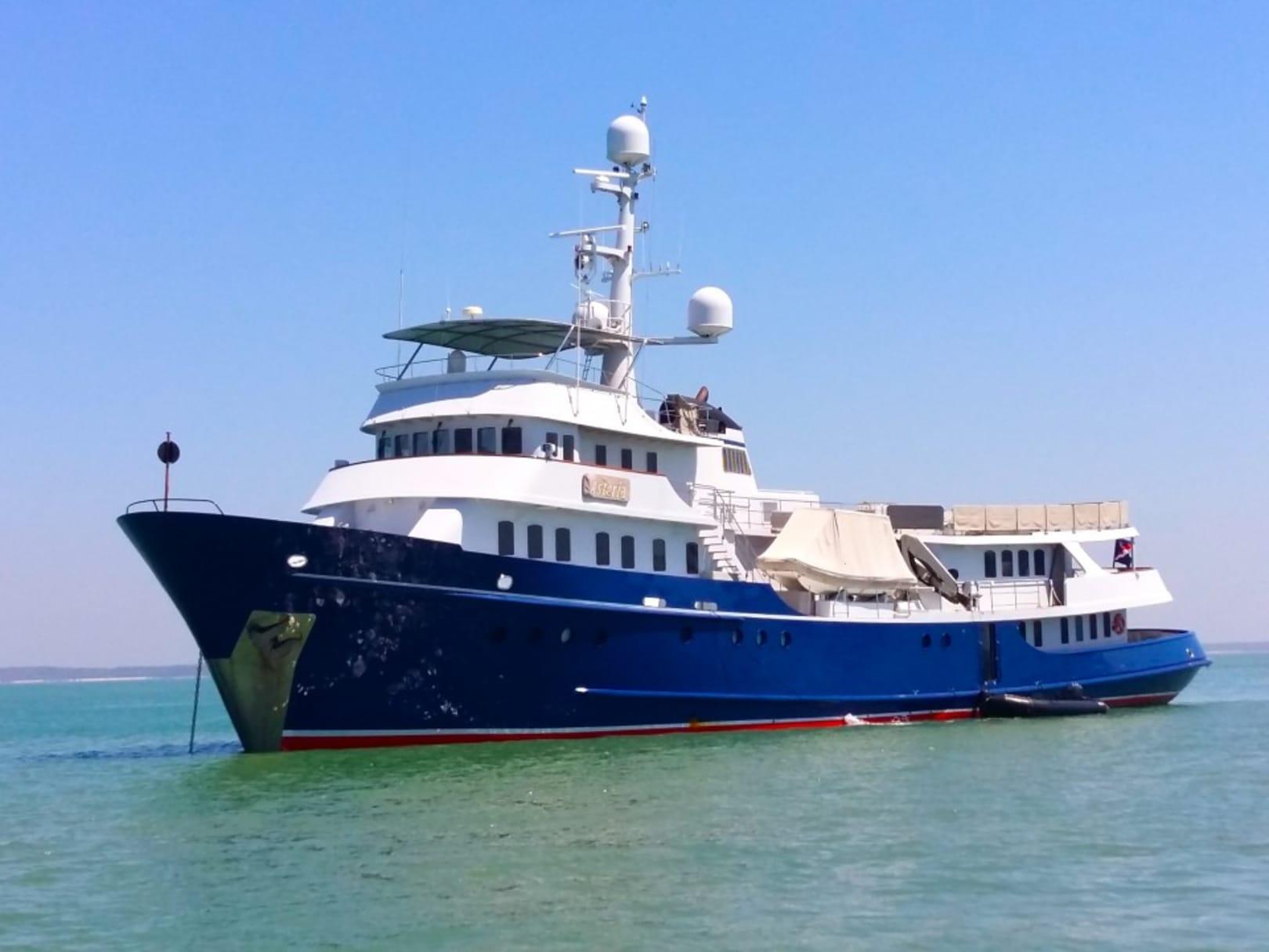 M/Y Asteria Yacht #4