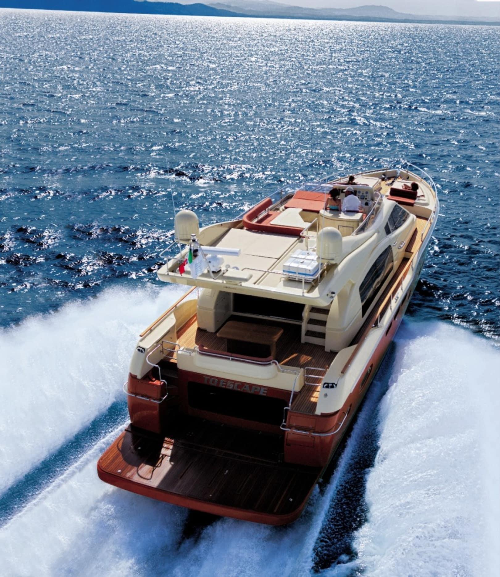 M/Y Caramel Yacht #2