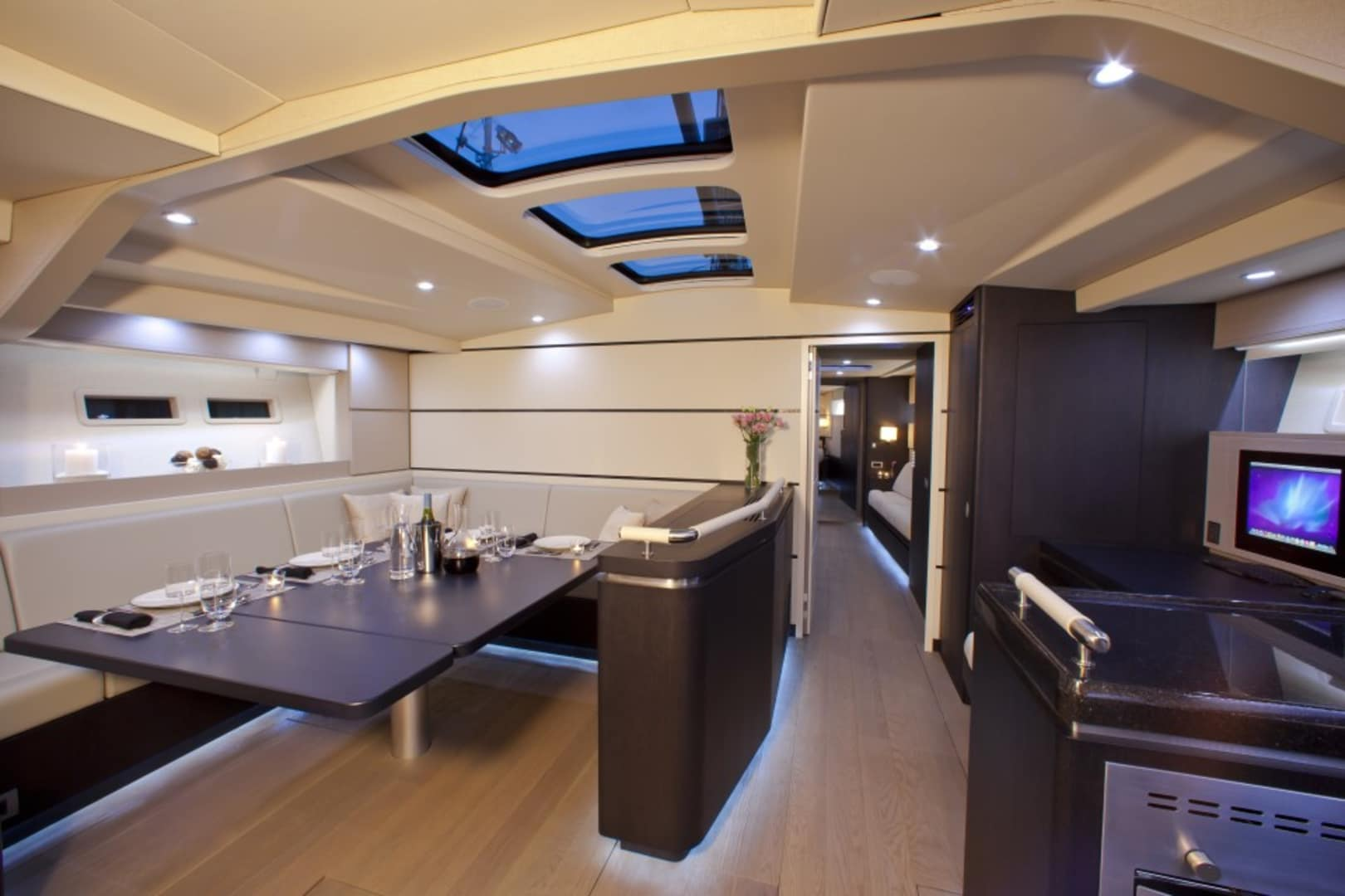 S/Y Carbon Ocean Yachts 82 Yacht #6