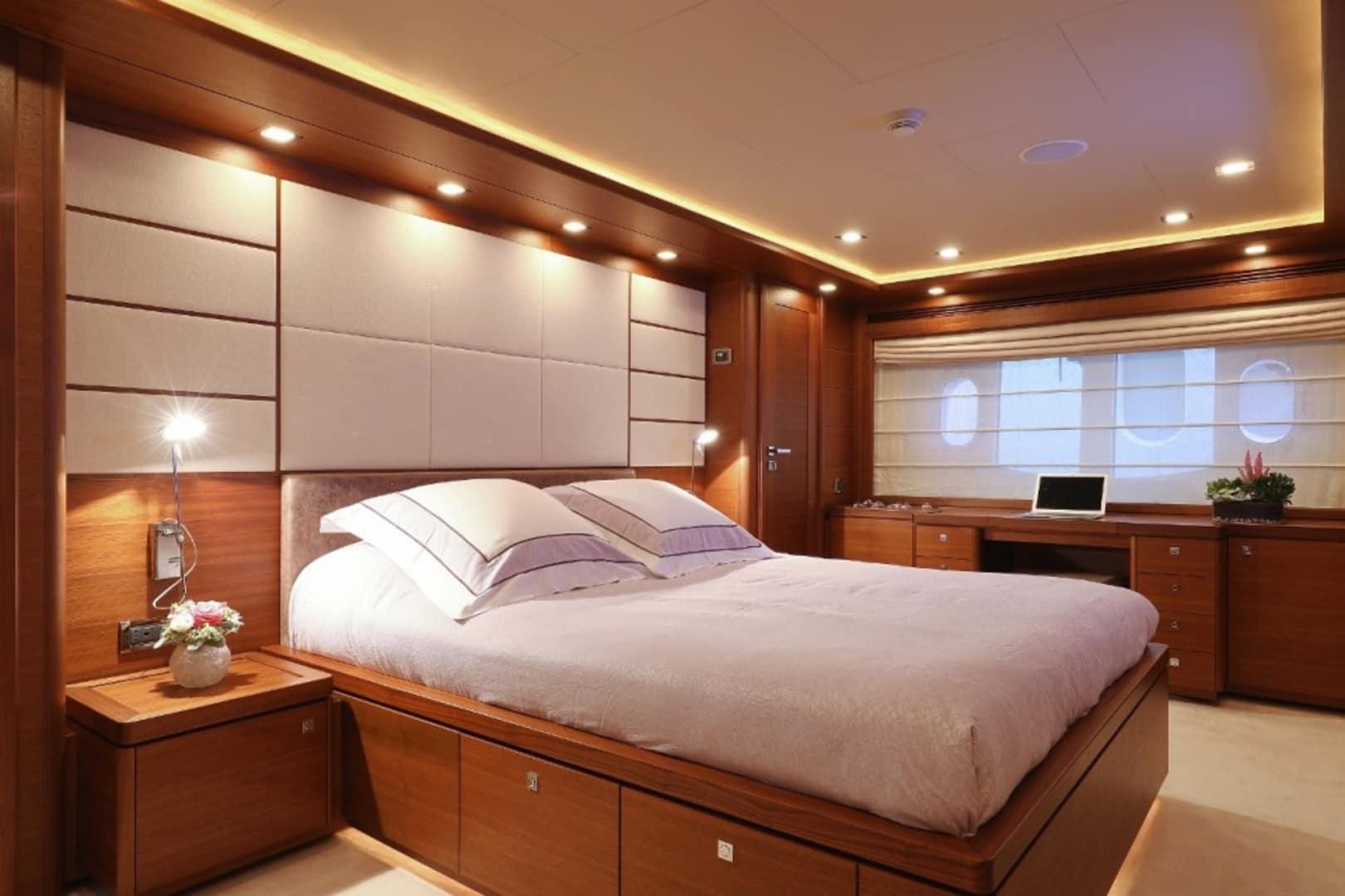 M/Y Custom Line 112 Next Yacht #15