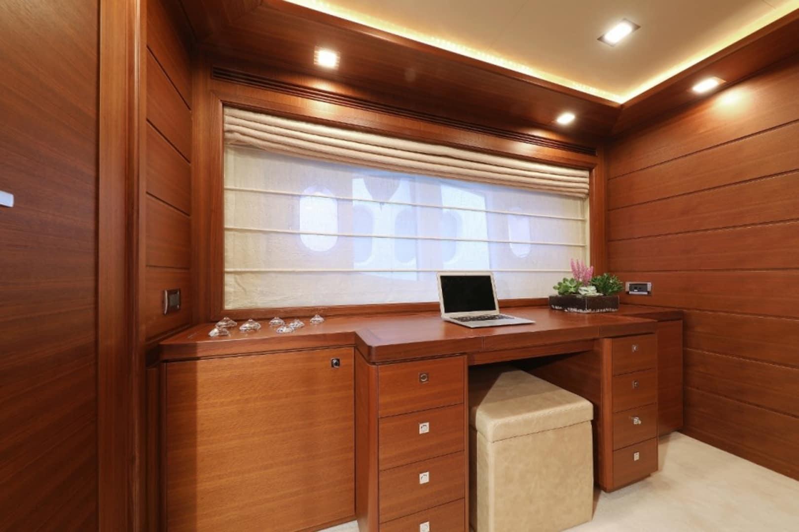 M/Y Custom Line 112 Next Yacht #22