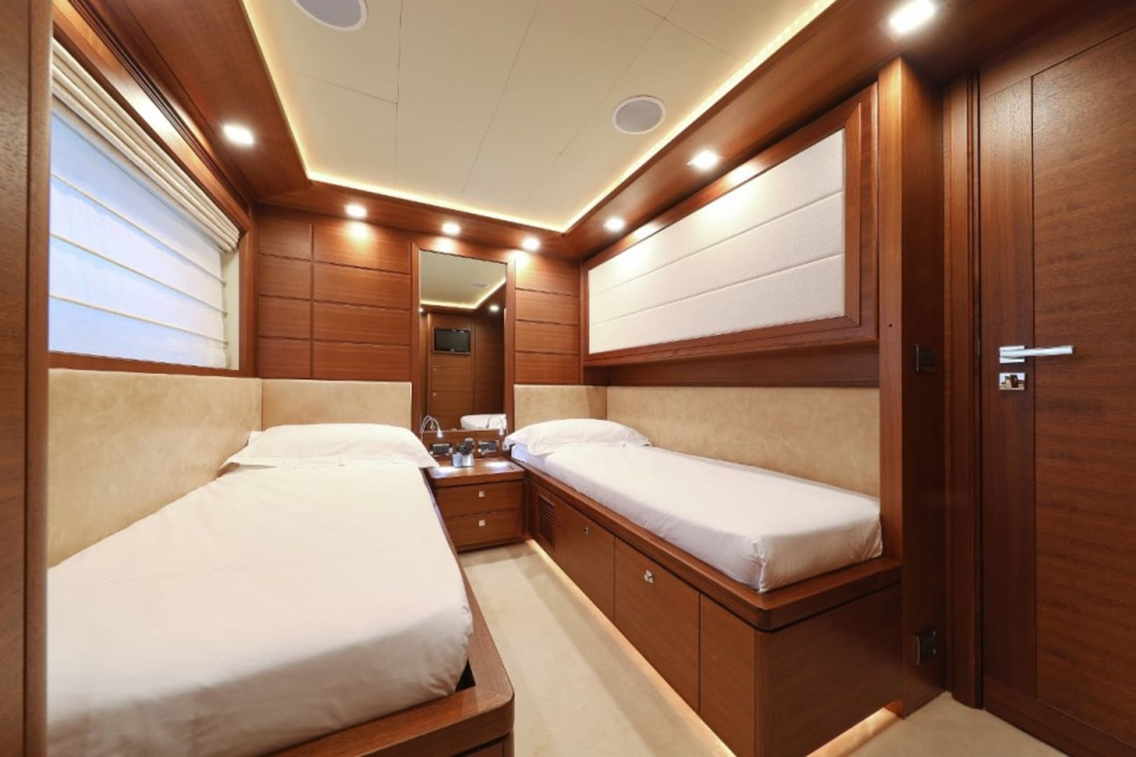 M/Y Custom Line 112 Next Yacht #21