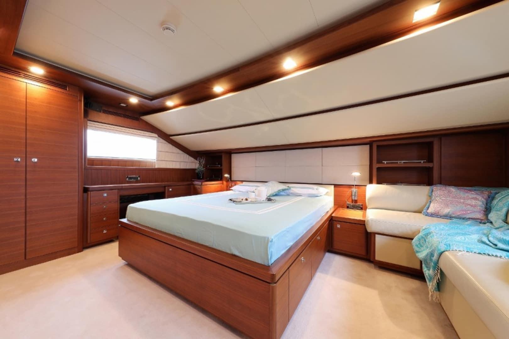 M/Y Custom Line 112 Next Yacht #3