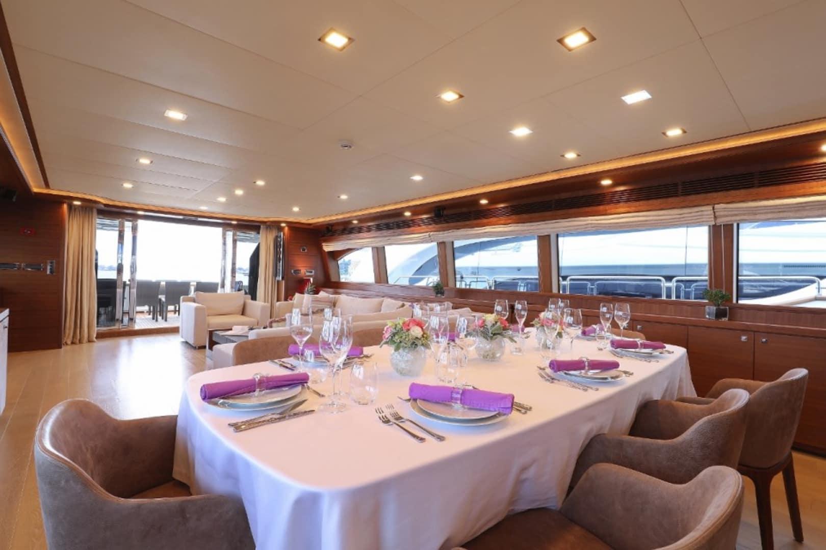 M/Y Custom Line 112 Next Yacht #11