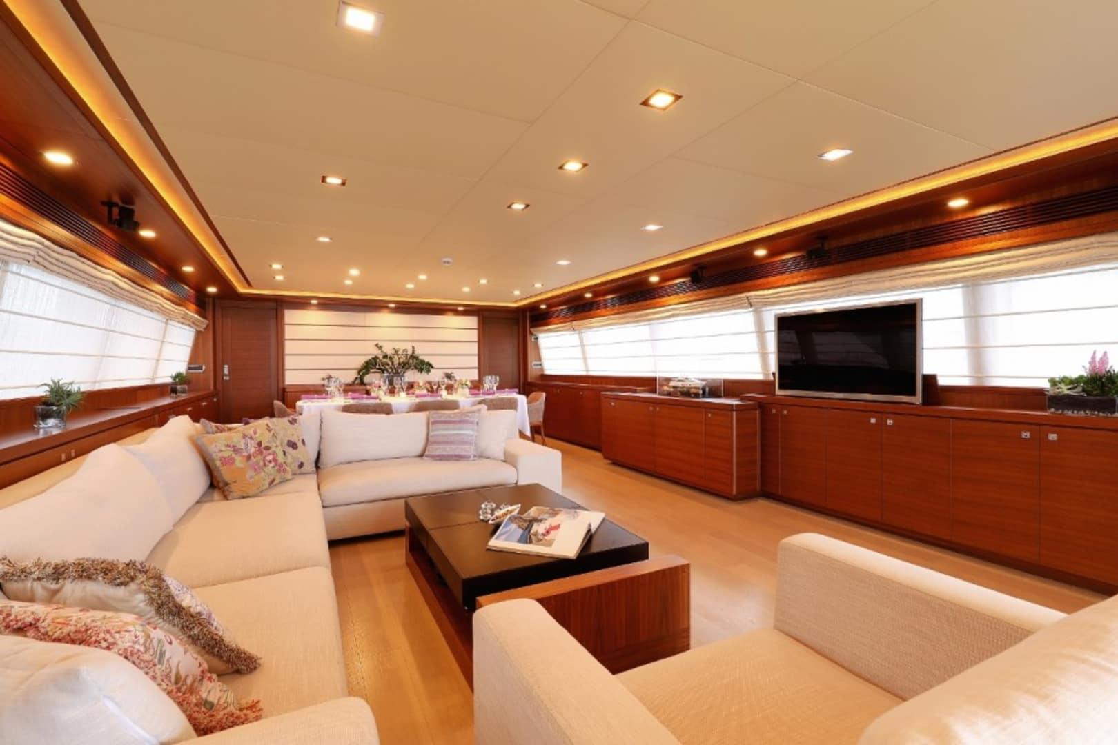 M/Y Custom Line 112 Next Yacht #2