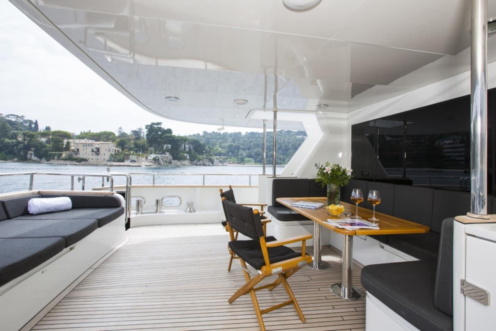 M/Y Destiny Yacht #9